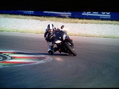 Mr.Cape test Yamaha R6