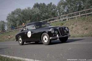 Mille-Miglia-2015-Lodi-Classic-Cesare-Forio-Lancia-Aurelia-B20-1953