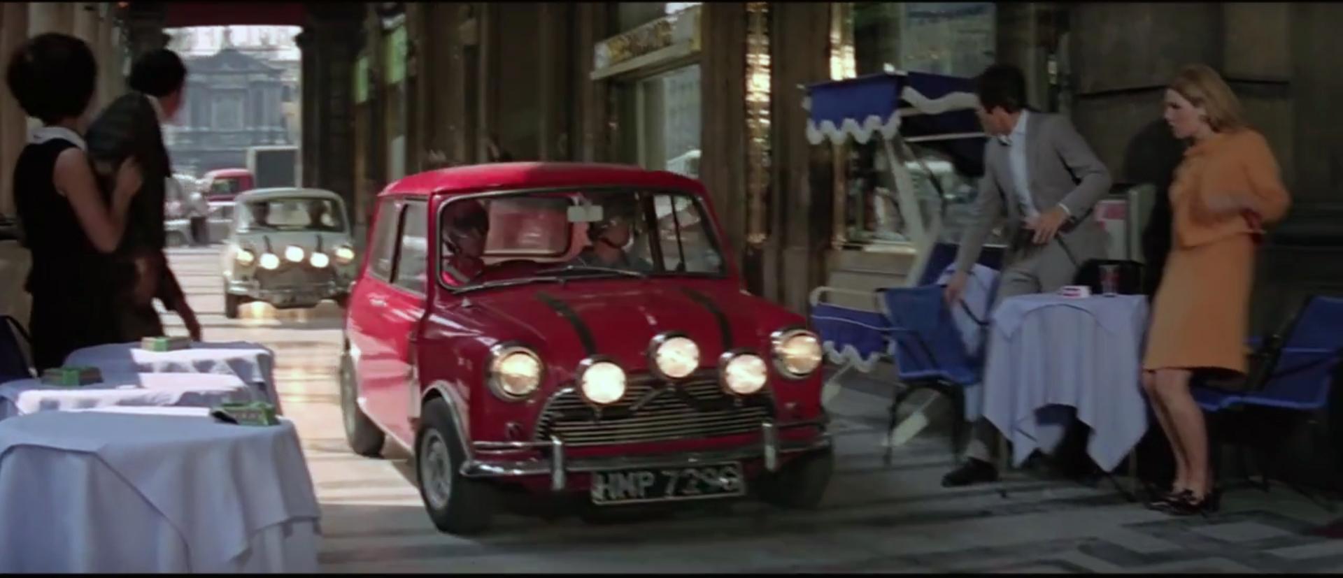 Mini Cooper Usa >> The-Italian-Job-1969-Mini-Cooper-5 - MotorShock